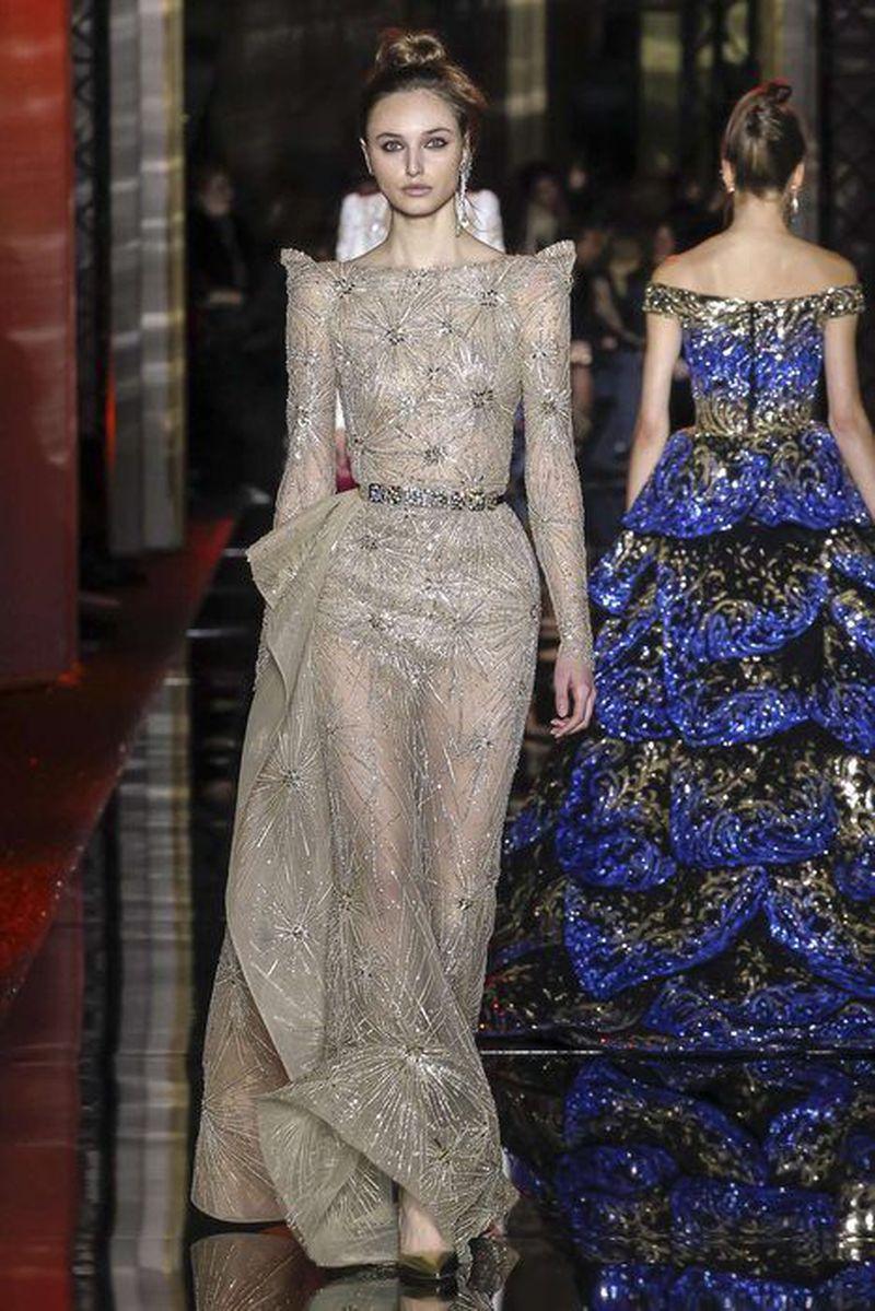 صورة موديلات فساتين دانتيل , تشكيلة من الفساتين الشيك للمناسبات