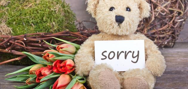 بالصور رسائل اعتذار للحبيب , رسالة حب واشتياق للحبيب 454 4
