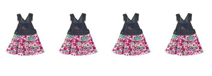 بالصور موضة فساتين 2019 , فستان شيك للطفله 2105