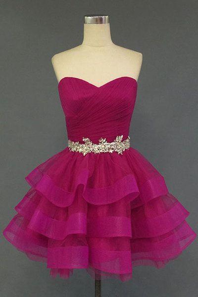 بالصور فساتين سواريه قصيره , اجمل فستان للبنات للمناسبات والسهرة 3846 6