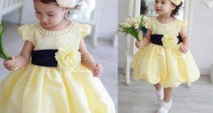 بالصور ملابس العيد , اجمل اشكال لملابس البنات 1834 13 310x165