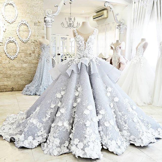صورة فساتين ملكه , صور رائعه عن اجمل فستان