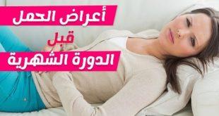 صور اعراض الحمل المبكر , القئ والدوران من الاعراض الاولى للحمل