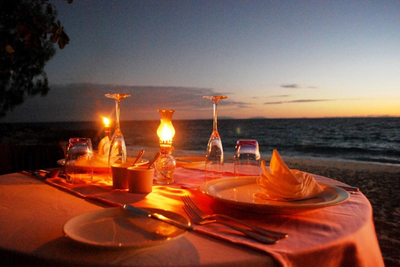 بالصور عشاء رومانسي , وجبات ليلية رومانتيكية ساحرة 1389 11