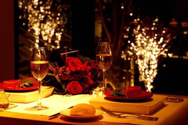 بالصور عشاء رومانسي , وجبات ليلية رومانتيكية ساحرة 1389 2