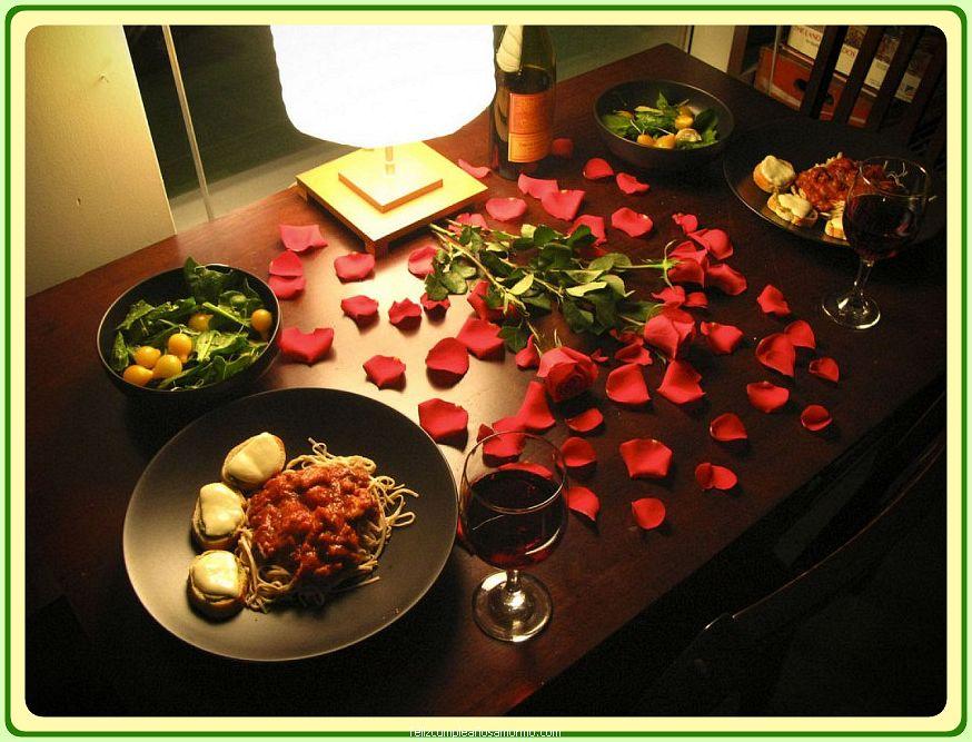 بالصور عشاء رومانسي , وجبات ليلية رومانتيكية ساحرة 1389 4