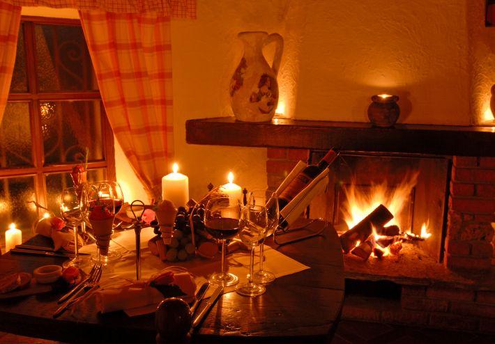 بالصور عشاء رومانسي , وجبات ليلية رومانتيكية ساحرة 1389 6