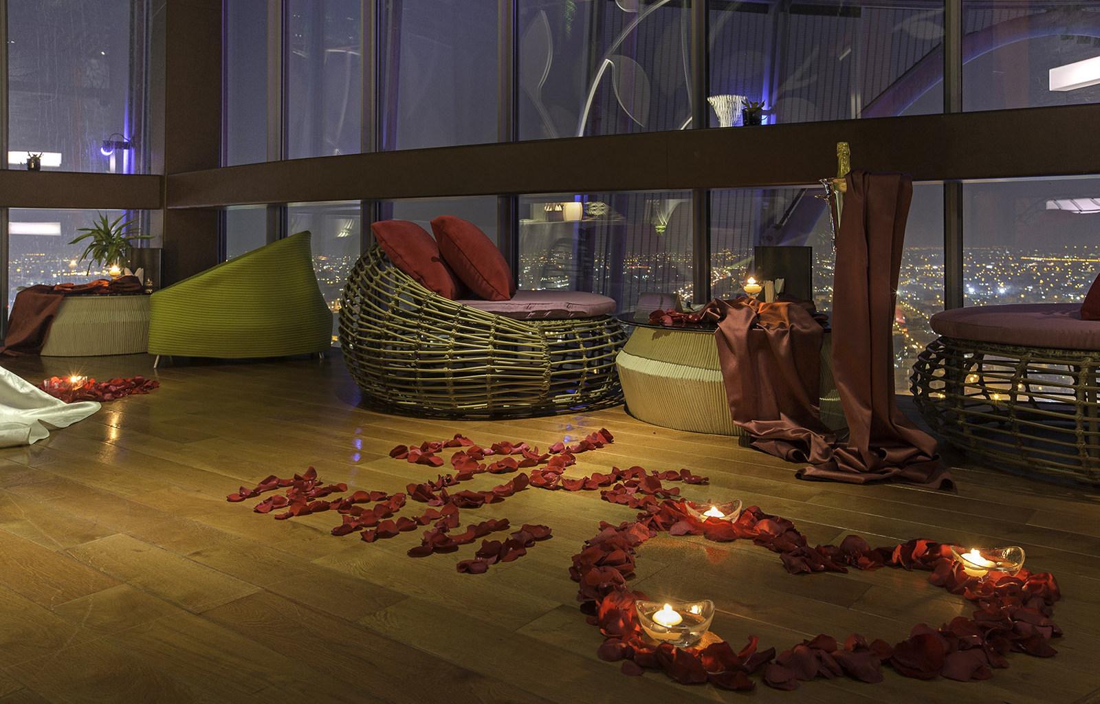 بالصور عشاء رومانسي , وجبات ليلية رومانتيكية ساحرة 1389 9