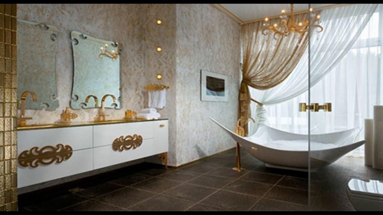 صورة مغاسل حمامات , فخامة مغاسل دورات المياه تجدها هنا