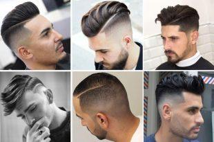 صورة قصات شعر للرجال , اخر صيحات الموضة لشعر الذكور