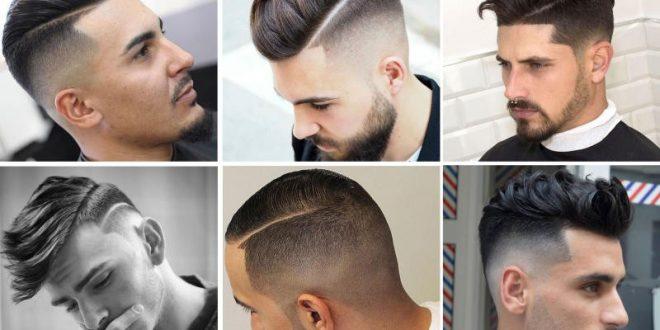 صور قصات شعر للرجال , اخر صيحات الموضة لشعر الذكور