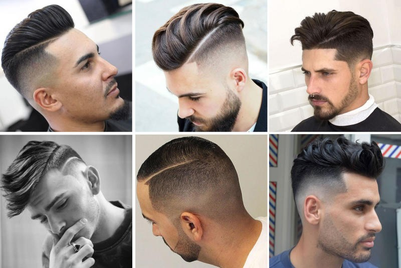 صوره قصات شعر للرجال , اخر صيحات الموضة لشعر الذكور