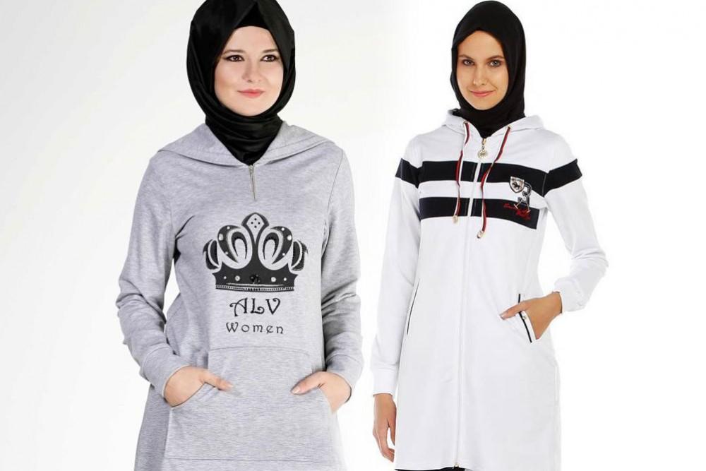 بالصور ملابس رياضية للمحجبات , ازياء لممارسة الرياضات للنساء المحجبة 1423 6