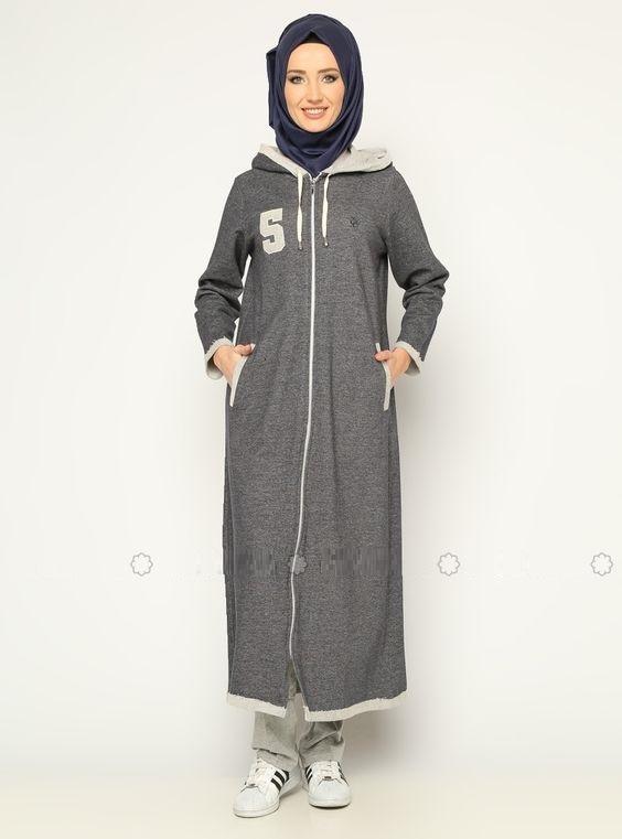 بالصور ملابس رياضية للمحجبات , ازياء لممارسة الرياضات للنساء المحجبة 1423 9