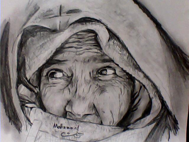 بالصور اجمل رسومات , رسومات القلم الرصاص الجامده 1718 2
