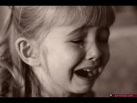 بالصور طفلة تبكي , دموع غاليه على القلب 1768 3
