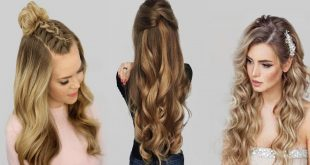 بالصور تسريحات شعر طويل , قصات للشعر الطويل 3831 12 310x165