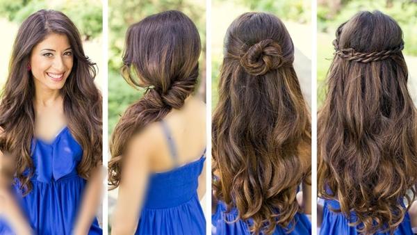 بالصور تسريحات شعر طويل , قصات للشعر الطويل 3831 4