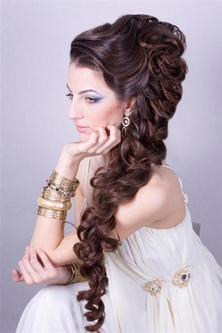 بالصور تسريحات شعر طويل , قصات للشعر الطويل 3831 8
