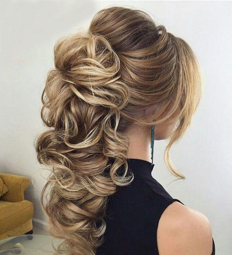 بالصور تسريحات شعر طويل , قصات للشعر الطويل 3831 9