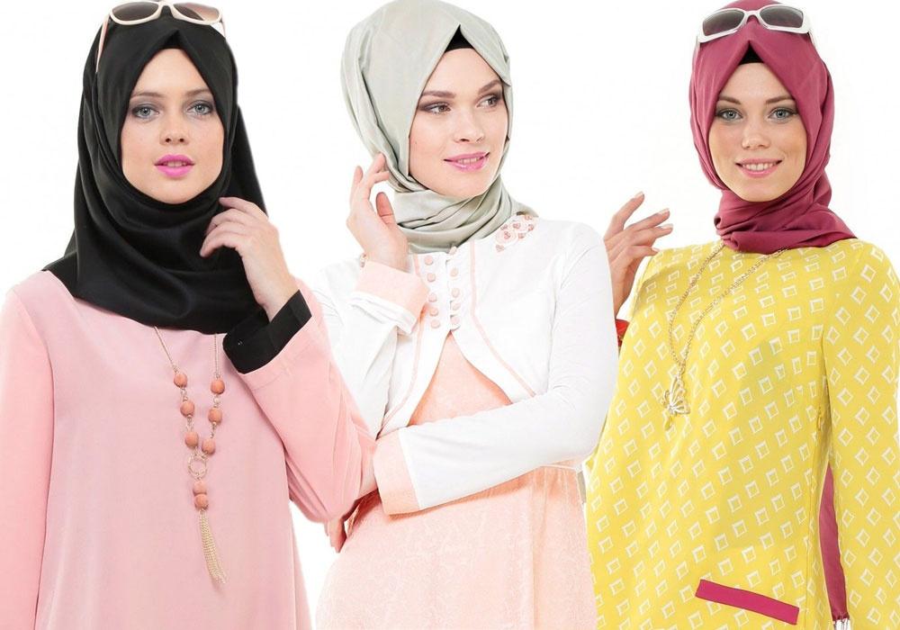بالصور حجاب فاشون , اقوى اللفات العصرية للمحجبات لهذا العام 466 12