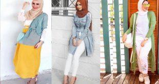 صور حجاب فاشون , اقوى اللفات العصرية للمحجبات لهذا العام