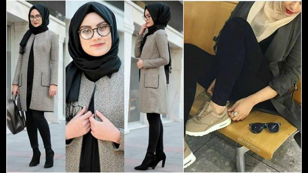 بالصور حجاب فاشون , اقوى اللفات العصرية للمحجبات لهذا العام 466 3