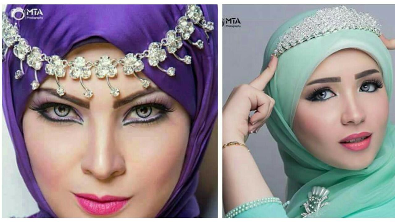 بالصور حجاب فاشون , اقوى اللفات العصرية للمحجبات لهذا العام 466 5