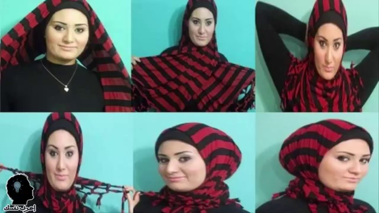 بالصور حجاب فاشون , اقوى اللفات العصرية للمحجبات لهذا العام 466 6