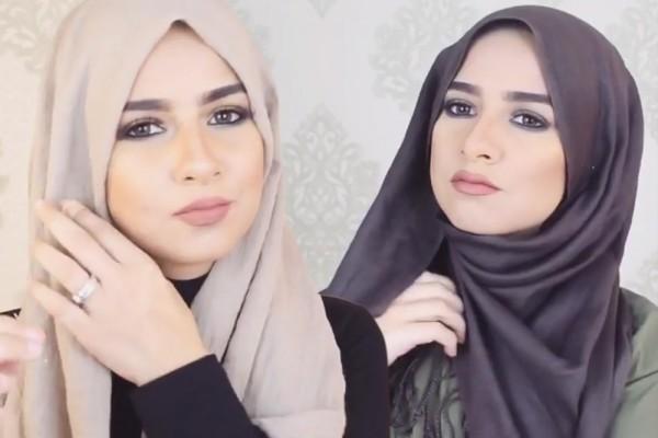بالصور حجاب فاشون , اقوى اللفات العصرية للمحجبات لهذا العام 466 7