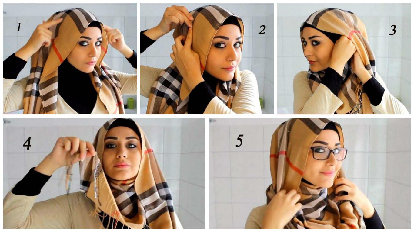 بالصور حجاب فاشون , اقوى اللفات العصرية للمحجبات لهذا العام 466 9