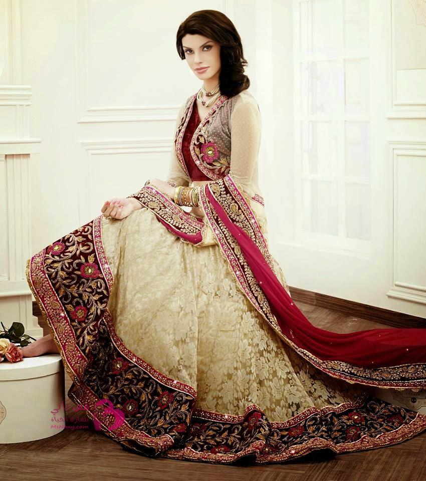 بالصور ازياء هندية , ملابس وسروال هندى اصيل 1052 10