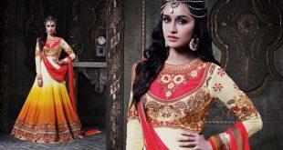 صورة ازياء هندية , ملابس وسروال هندى اصيل