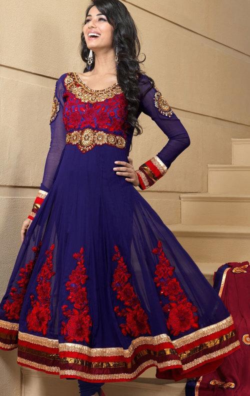 بالصور ازياء هندية , ملابس وسروال هندى اصيل 1052 8