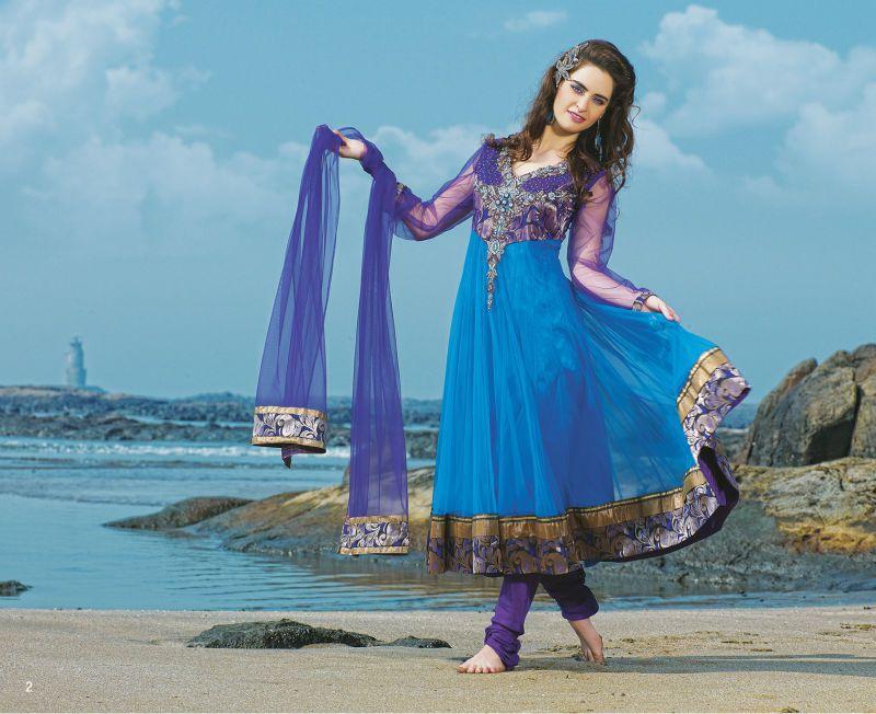 بالصور ازياء هندية , ملابس وسروال هندى اصيل 1052 9
