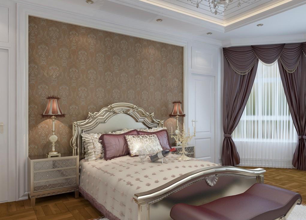 بالصور احلى ديكور غرف نوم , المودرن والكلاسك احدث ديكورات غرف النوم 1374 2