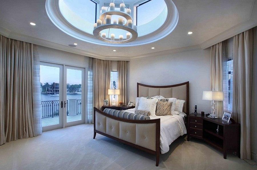 بالصور احلى ديكور غرف نوم , المودرن والكلاسك احدث ديكورات غرف النوم 1374 5