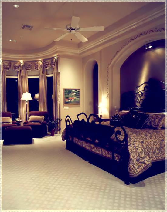 بالصور احلى ديكور غرف نوم , المودرن والكلاسك احدث ديكورات غرف النوم 1374 6