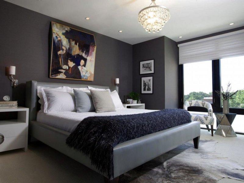 بالصور احلى ديكور غرف نوم , المودرن والكلاسك احدث ديكورات غرف النوم 1374 7