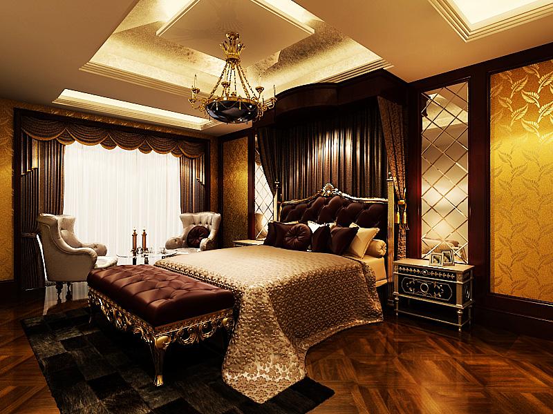 بالصور احلى ديكور غرف نوم , المودرن والكلاسك احدث ديكورات غرف النوم 1374 8