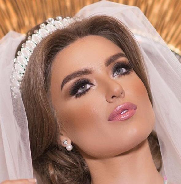 بالصور صور مكياج عرايس ناعم , ماك اب خفيف وراقى جدا للعروسة 1411 3