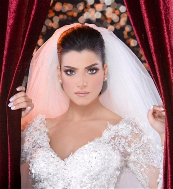 بالصور صور مكياج عرايس ناعم , ماك اب خفيف وراقى جدا للعروسة 1411 6