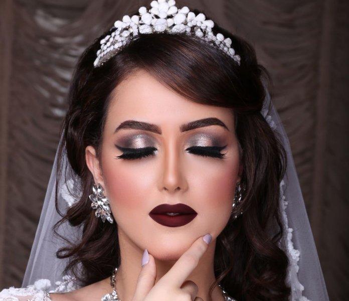 بالصور صور مكياج عرايس ناعم , ماك اب خفيف وراقى جدا للعروسة 1411 8
