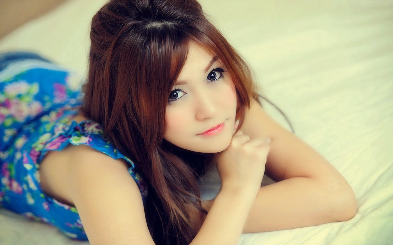 صوره بنات الصين , ملامح الفتاة الصينية