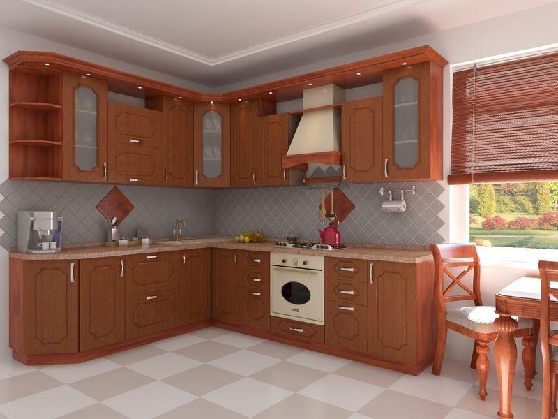 بالصور تصميم مطابخ صغيرة , اشكال رائعة للمطابخ 3471 4