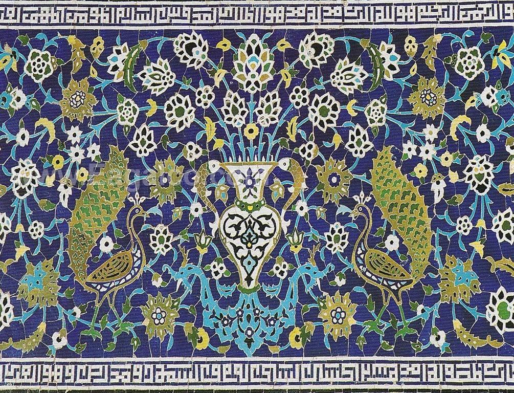 بالصور زخرفة اسلامية , اروع صور لزخارف التراث الاسلامي 3492 6