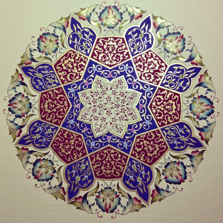 بالصور زخرفة اسلامية , اروع صور لزخارف التراث الاسلامي 3492