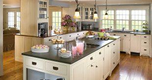 صور مطابخ امريكية , اروع التصميمات الامريكية للمطابخ