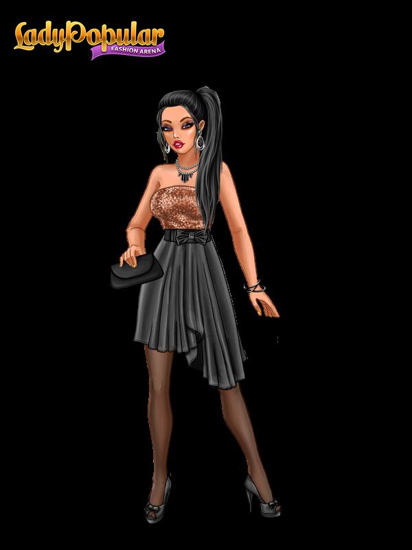 بالصور صبايا ساحة الموضة , الملابس الحقيقية في اللعبة 3598 2