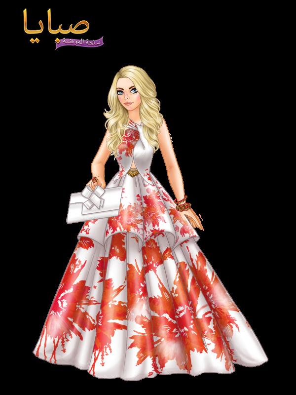 بالصور صبايا ساحة الموضة , الملابس الحقيقية في اللعبة 3598 7